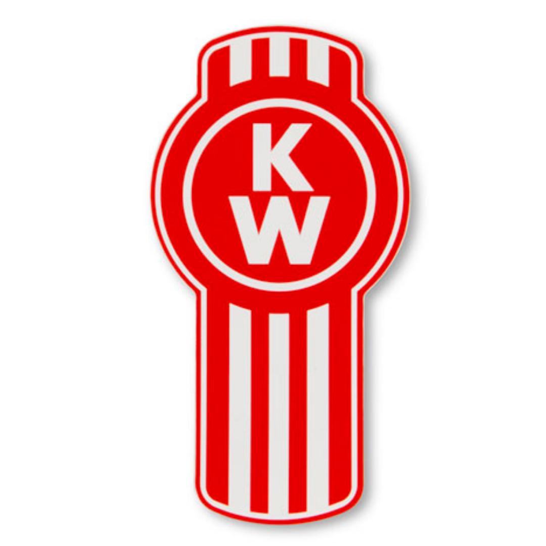 Autocollant KW